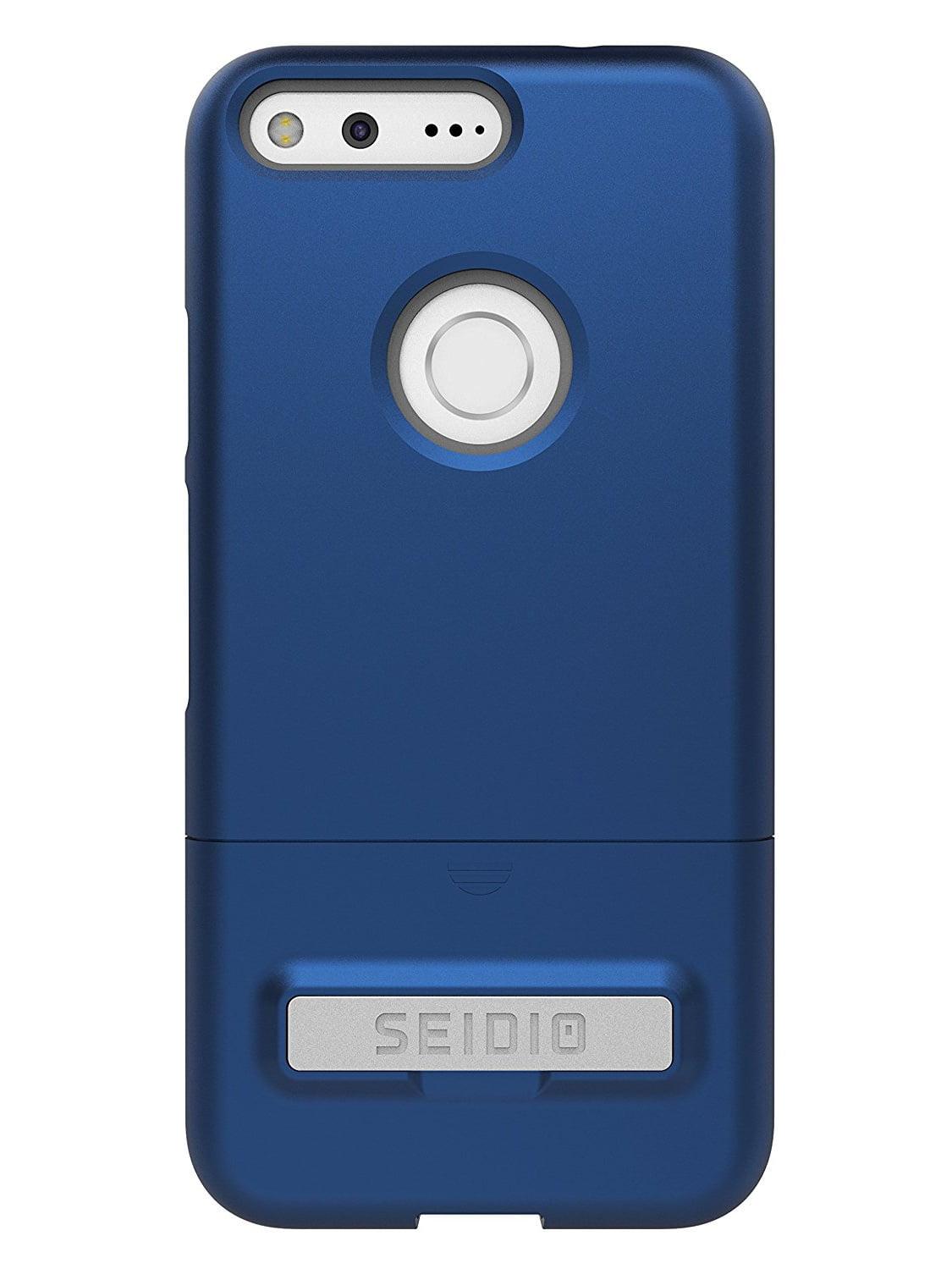 Seidio SURFACE Case for Google Pixel Royal Blue Gray by Seidio