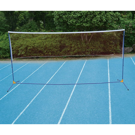 Strong Camel Portable Training 3-in-1 game Volleyball Badminton Beach Tennis net with carrying bag