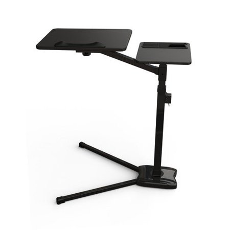Deluxe comfort adjustable laptop stand - Computer stands at walmart ...