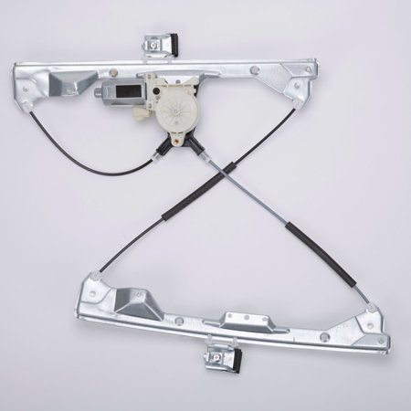 TYC 660353 for Pontiac Grand Am Front Right Power Replacement Window -