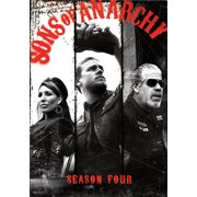 Sons of Anarchy: Season Four (DVD)