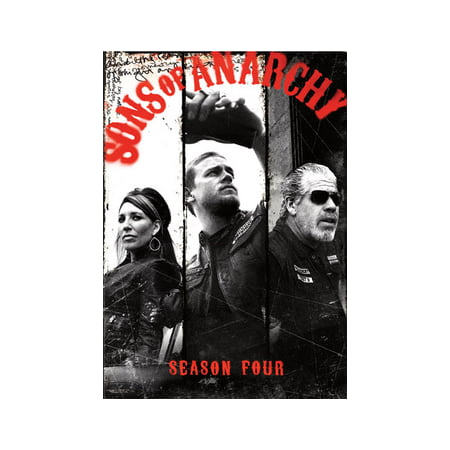 Sons of Anarchy: Season Four (DVD) - Sons Of Anarchy Halloween