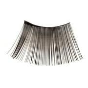 Loftus Extra Long Flashy Costume 2pc Eyelashes, Black, One Size