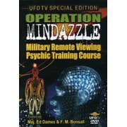Operation Mindazzle: Military Remote Viewing Psychic Training Course by UFO CENTRAL HOME VIDEO