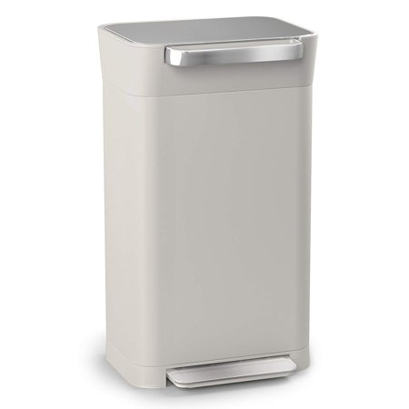 Joseph Joseph Titan 30 Trash Compactor kitchen bin - -