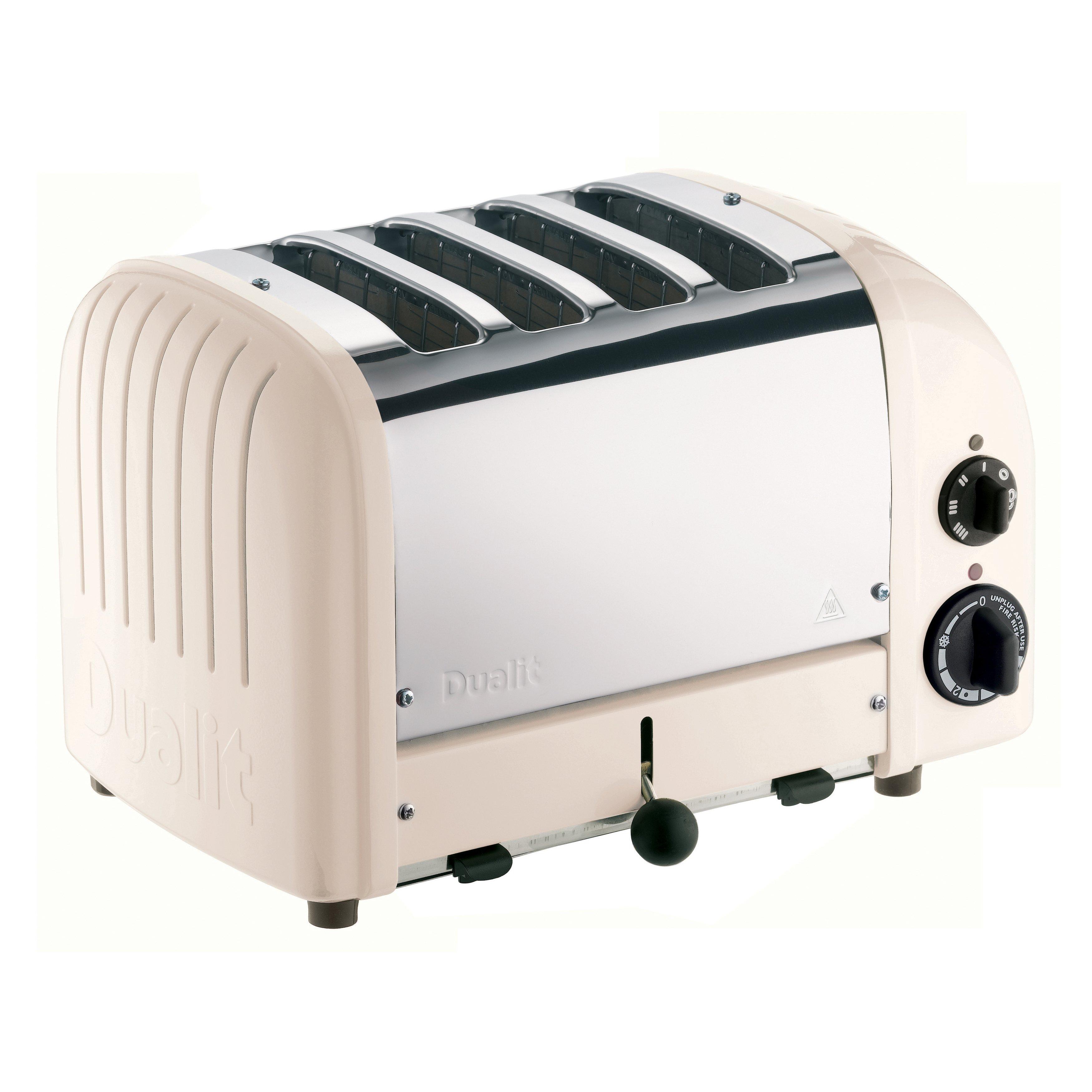 Dualit 47445 NewGen 4-Slice Toaster - Powder
