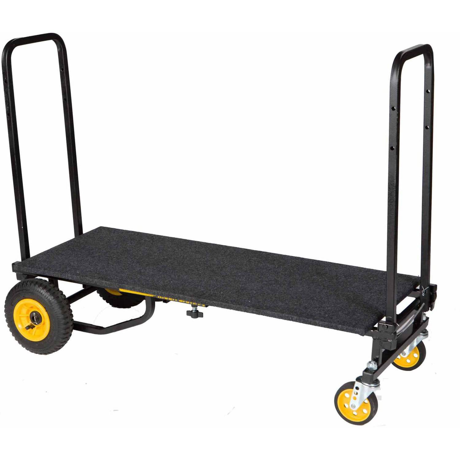 Rock N Roller RSD6 Solid Deck for R6RT Multi Equipment Cart