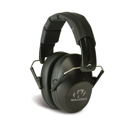 23 Earmuff (WALKERS GAME EAR PRO LOW PROFILE FOLDING MUFF EARMUFF 31 DB)