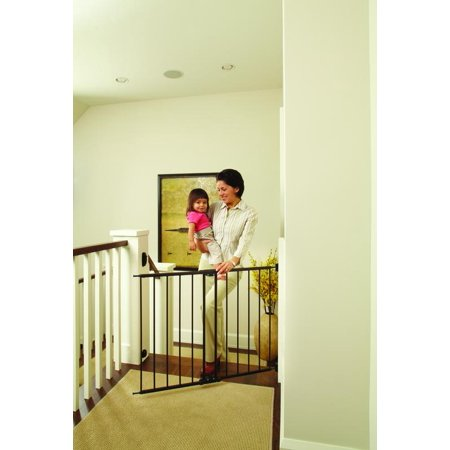 North State Swing Door Stairway Baby Gate 28 48