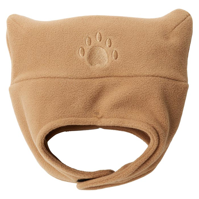 BearHands Unisex Baby Chinstrap Hat, Camel, 18 36 Months - Bearhands