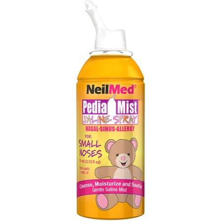 Neil Med Pedia Mist Saline Spray  2 53 Fl Oz