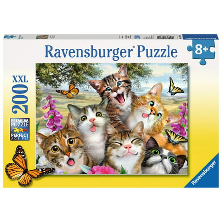 Ravensburger - 12620 | Friendly Felines (200 Piece Puzzle) - image 1 of 1
