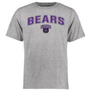 Central Arkansas Bears Proud Mascot T-Shirt - Ash
