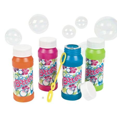 Tropical Bubbles - Tropical Bubble Bottles