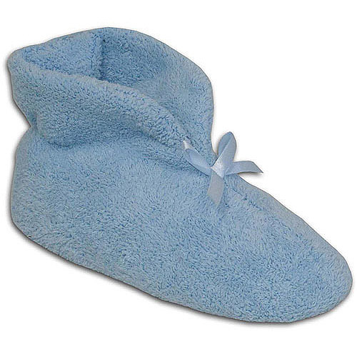 MUK LUKS - Micro Chenille Scuff with Satin Trim Slippers