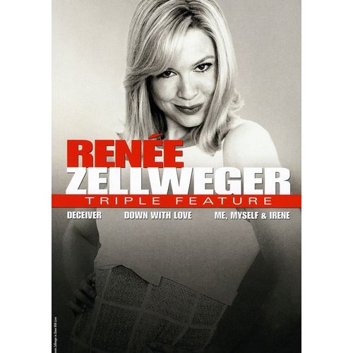 Renee Zellweger Triple Feature: Down With Love / Me, Myself, And Irene / Deceiver (Widescreen)