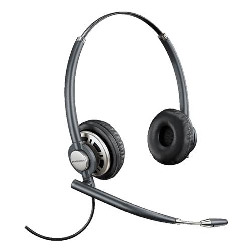 Plantronics EncorePro HW720 Stereo Corded Headset 78714-101 w/ SoundGuard Technology