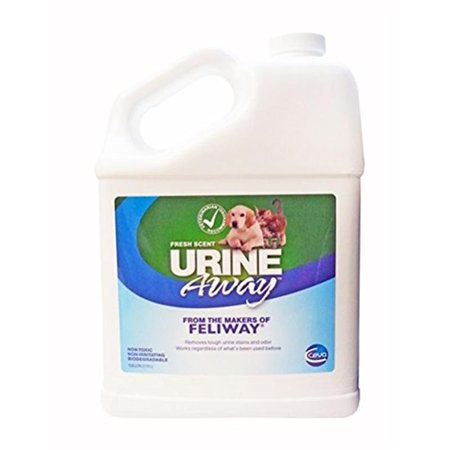 Ceva Urine Away Pet Urine Eliminator Removes Pet Urine Odors & Stains 1 (Best Way To Remove Cat Urine Odor)