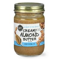 Sam's Choice Creamy Almond Butter, 12 oz