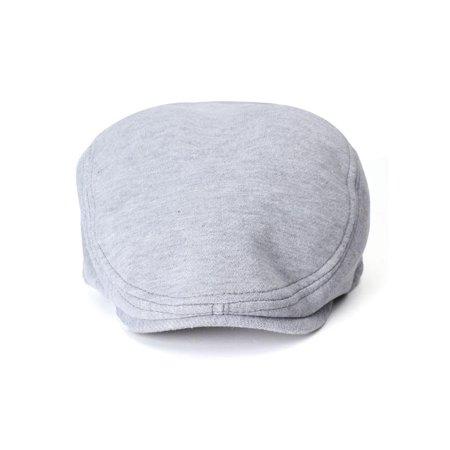 2e36e5dab73 Classic Men Women Beret Cabbie Newsboy Pure Color Flat Hat Golf Driving Sun  Cap - Walmart.com