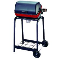 Deals on Americana Electric Cart Grill with Wire Shelf