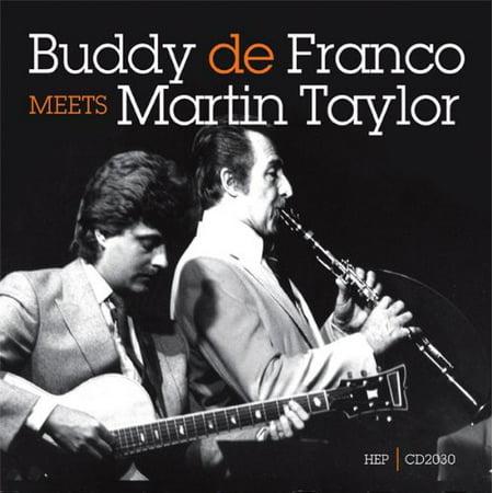 Buddy Defranco Meets Martin
