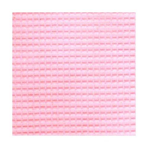 Plisse, Solid Pink