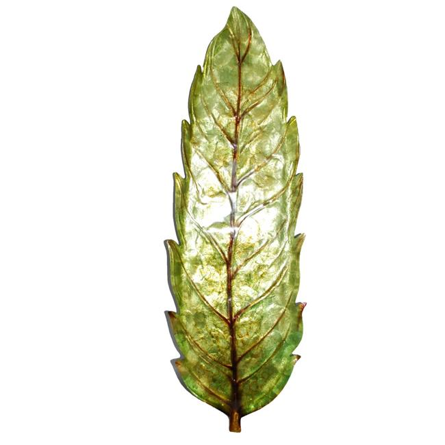 Eco Style Home esh164 Wall Leaf Large  Red - image 1 of 1