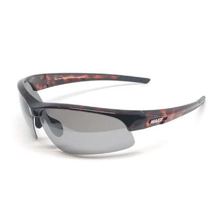 Ray Ban Tortoise Frame - 2018 Maxx Sunglasses Ray TR90 Tortoise Frame with Polarized Smoke Lens