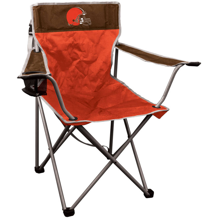 NFL Cleveland Browns Halftime Quad Chair by Rawlings