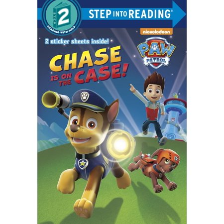 Chase is on the Case! (Paw Patrol) (Paw Patrol Books)