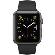 Apple Watch Sport 42mm Aluminum Case w/Sport Band (first-generation)