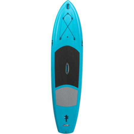 Lifetime 11 Amped Stand Up Paddleboard, Glacier Blue with Bonus Paddle