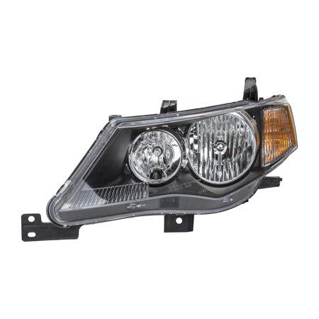 TYC 20-12144-00-1 Headlight Assembly for 07-08 Mitsubishi Outlander MI2502144