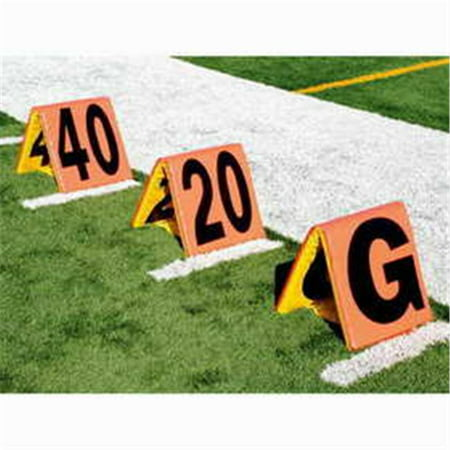 Day/Night Sideline Markers, 5-Piece