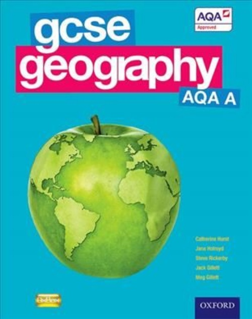 GCSE Geography AQA A Student Book (Gcse Aqa a) (Paperback) by