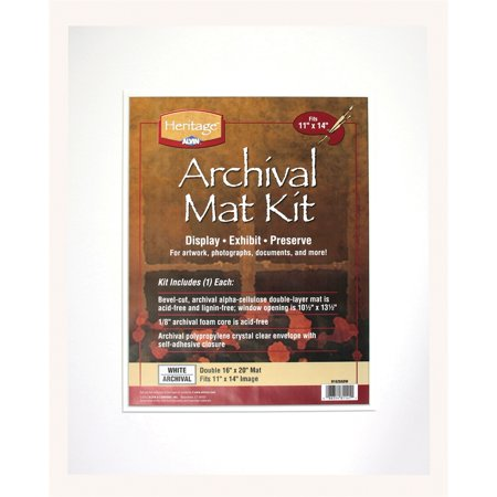 Archival Mat (Heritage Archival Series 16