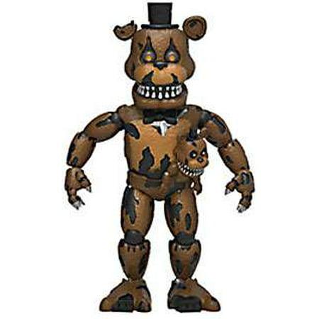 Funko Five Nights at Freddy's Nightmare Freddy Vinyl Mini (Five Nights At Freddy's Halloween Animatronics)