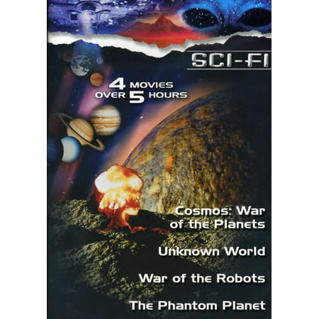 Great Sci-Fi Classics: Volume 4 (DVD)