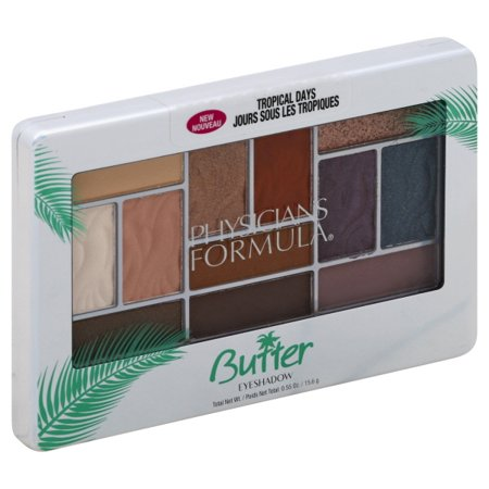 Physicians Formula Murumuru Butter Eyeshadow Palette, Tropical Days