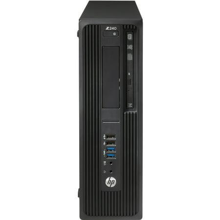 Hp Z240 Small Form Factor Workstation   1 X Processors Supported   1 X Intel Core I7 I7 6700 Quad Core  4 Core  3 40 Ghz   8 Gb Ram   64 Gb Maximum Ram   Ddr4 Sdram   4 X Memory Slots    L9k23ut Aba