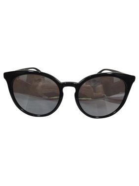 b96519833af79 Product Image Gucci GG 0064SK 002 Black Green Red Silver Plastic Sunglasses  55mm