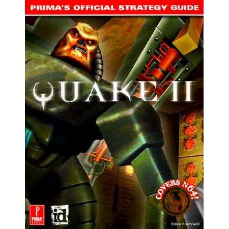 Quake II : Official Strategy Guide - Walmart com