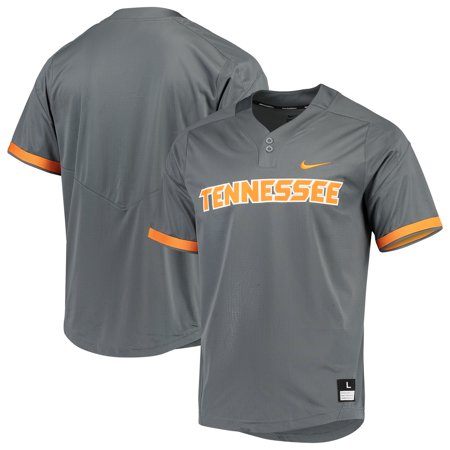 Tennessee Volunteers Nike Vapor Untouchable Elite Two-Button Replica Baseball Jersey -