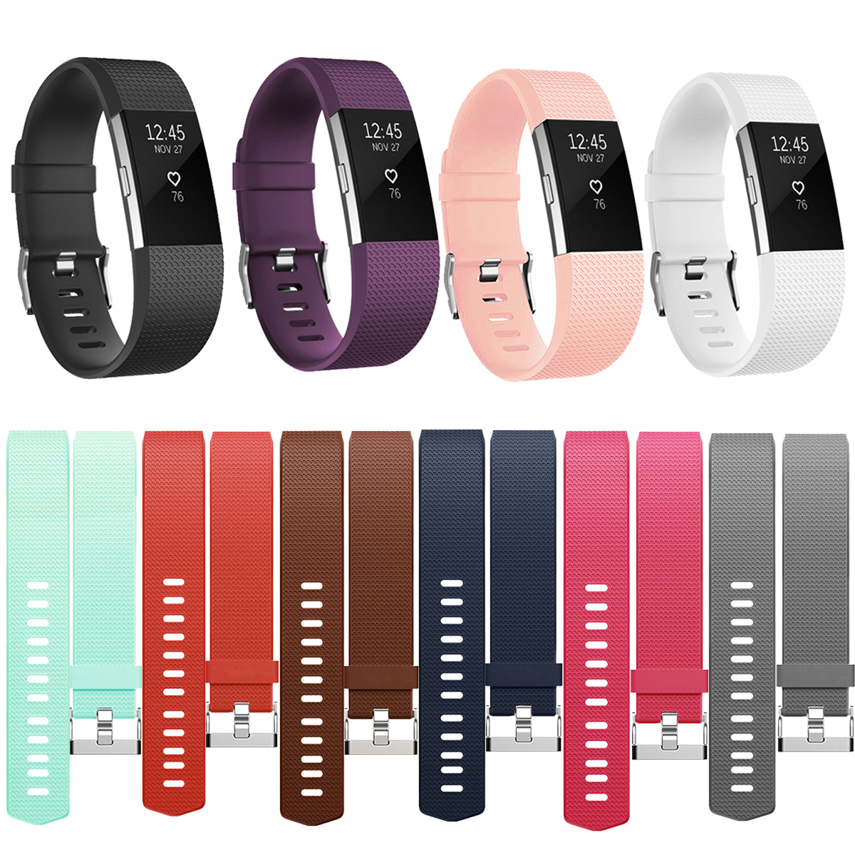 Fitbit wristband replacements