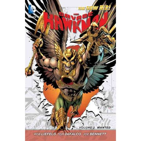 The Savage Hawkman 2: Wanted