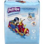 Pull Ups Boys Cool   Learn Training Pants  Size 3T 4T   Choose Pant Count