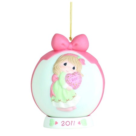 , 2011 Dated Ball Ornament