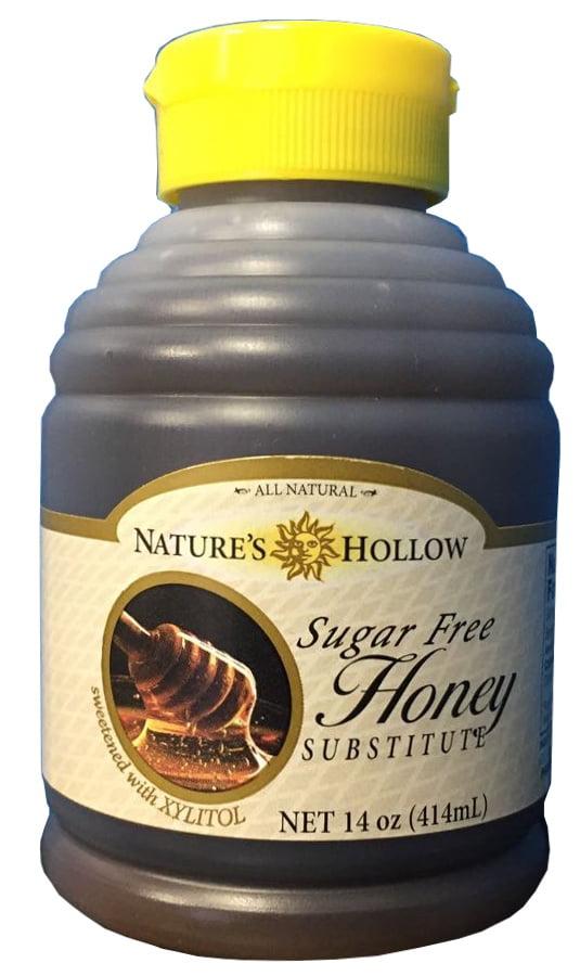 natures hollow sugar free diet taste like honey