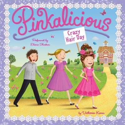 Pinkalicious: Crazy Hair Day - Audiobook](Halloween Crazy Hair Tutorial)